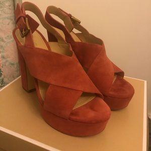 Marina Platform Sandals